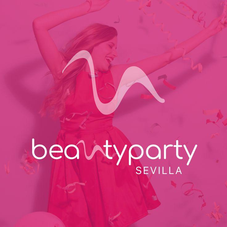 Beauty Party Sevilla. Diseño de logotipo y renovación de Identidad Corporativa | https://www.limagemarketing.es/portfolio/beauty-party-sevilla/ | L'image Marketing | Agencia de Publicidad y Comunicación | Sevilla