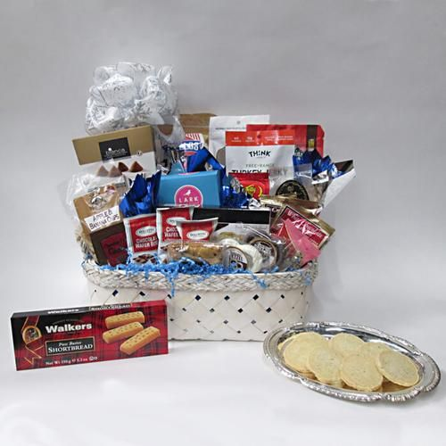 Gift Basket 200 Office Party Gifts
