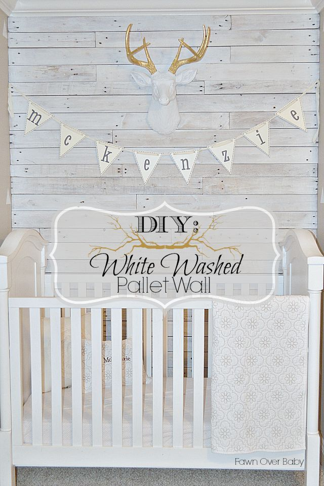 Happy Friday Friends!! I am so excited to share another fun weekend project for your DIY pleasure! This past Monday, I revealed McKenzie's ...