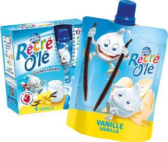 Mont Blanc Yogurt