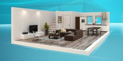 Haz diseño de interiores online con sitios web