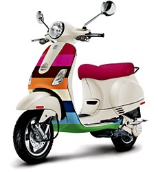 I've loved this for years! Gap Vespa, so in love.