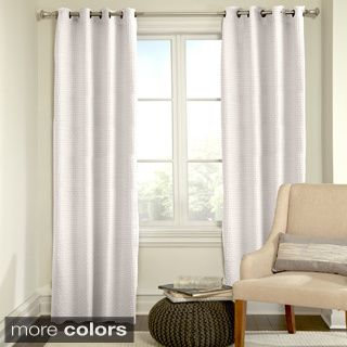 [-] 84 Inch Drop Eyelet Curtains