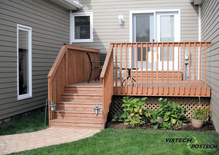 Garden Bench Area