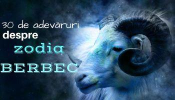 30 de adevăruri despre zodia BERBEC