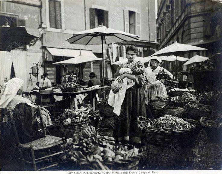 Campo de' Fiori (1890 ca)