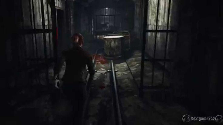 Pasando Resident Evil Revelations 2, episodio 1 PC Parte 2..............