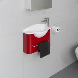 les 25 meilleures id es de la cat gorie petit lave main sur pinterest toilette avec lave main. Black Bedroom Furniture Sets. Home Design Ideas
