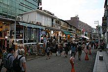 Hongdae area - Wikipedia, the free encyclopedia