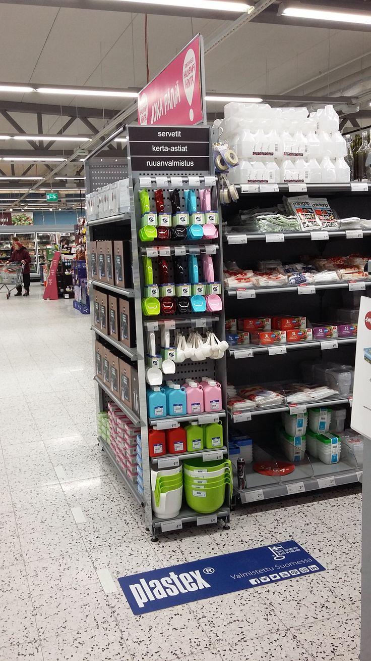 K-Supermarket Nurmijärvi luottaa Suomalaisiin tuotteisiin!