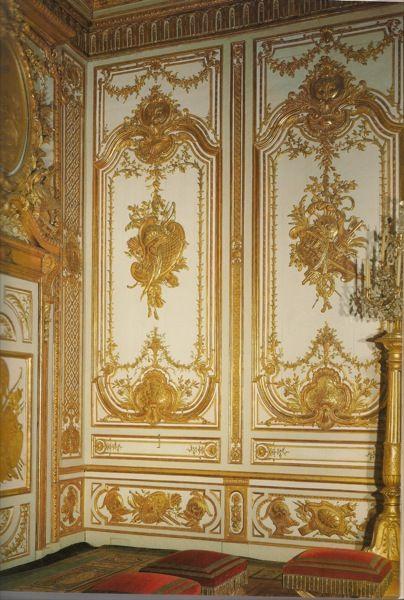 680 best images about french roccoco architecture on pinterest louis xiv pavilion and louis xvi - Cabinet mansart versailles ...