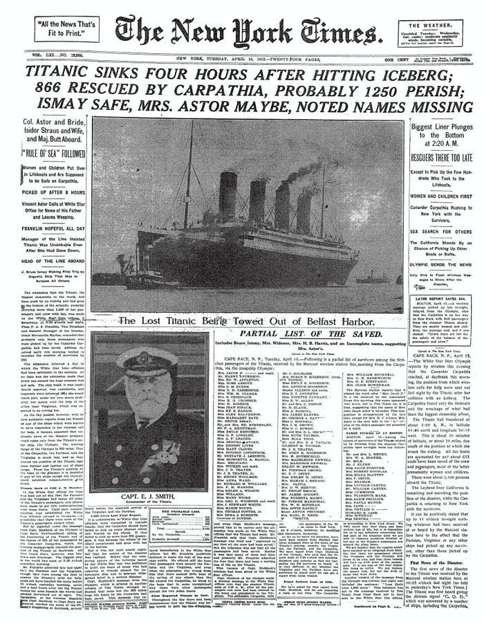 16 fatos surpreendentes que você provavelmente não sabia sobre o Titanic