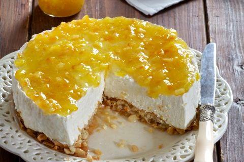 cheesecake portokaliou me vasi baklava IMG 0112