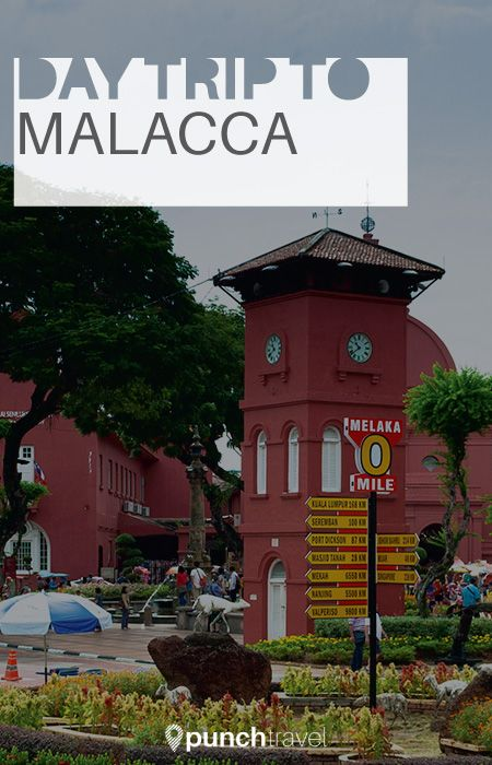 Exploring Malacca, Malaysia's Oldest City