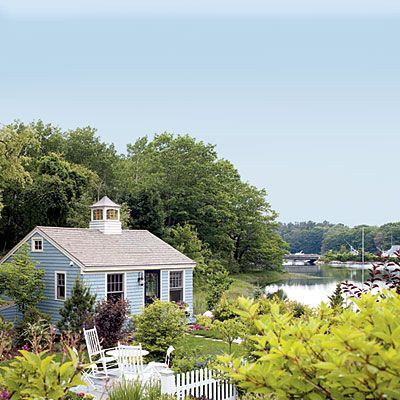 Seaside Cottage Rentals – The Cottages at Cabot Cove, Kennebunkport, Maine