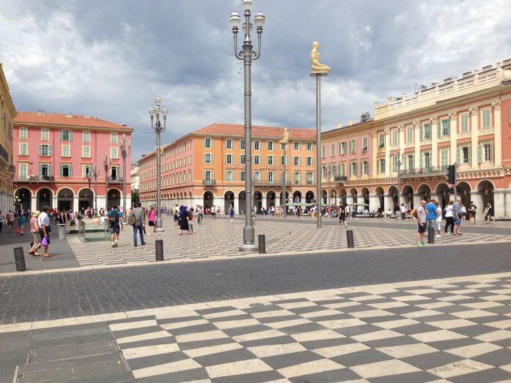 Place Masséna - Nice