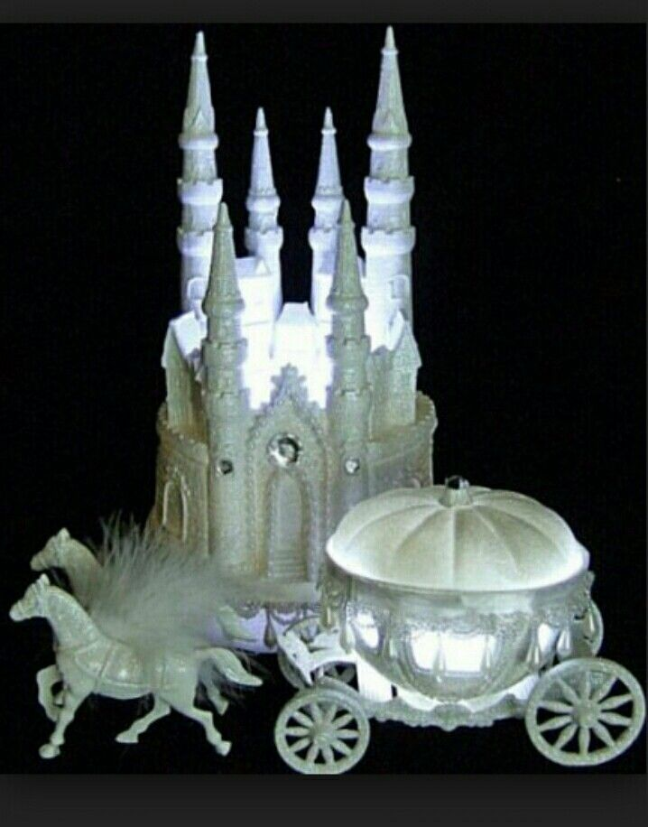 fairytale castle wedding cake topper 12 best cinderella and fairytale wedding cake toppers 14098