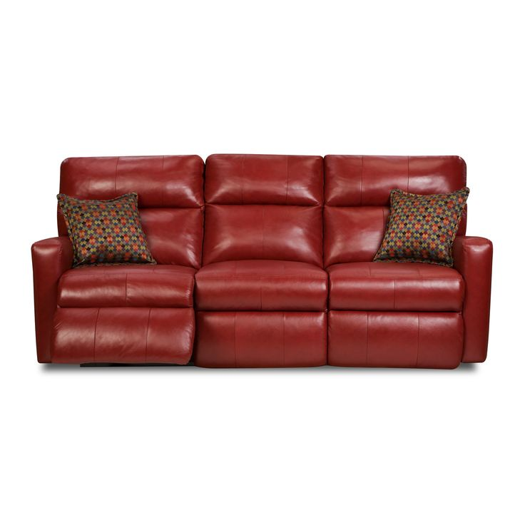 Leather Sofas Southern Motion Savannah Reclining Sofa