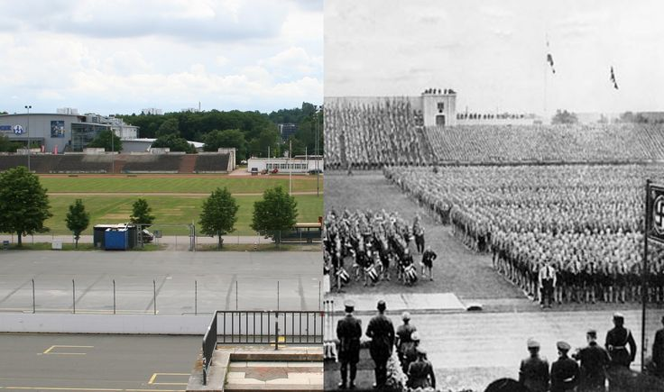 Nuremberg Rally Grounds Today   Then and now in Nuremberg, Germany – Grand European tour part XVI ...