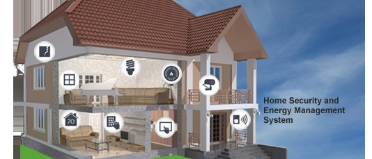 Learn About IntelligentHome - I want something like this but my power source would be solar.