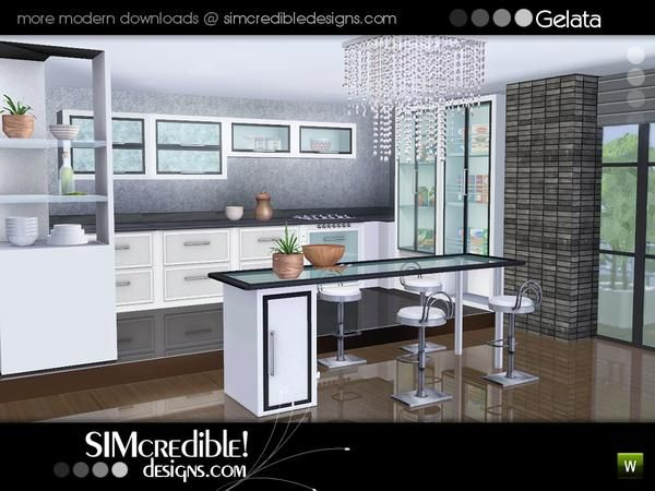 20 best the sims 3 furniture kitchens images on pinterest for Sims 3 kitchen designs