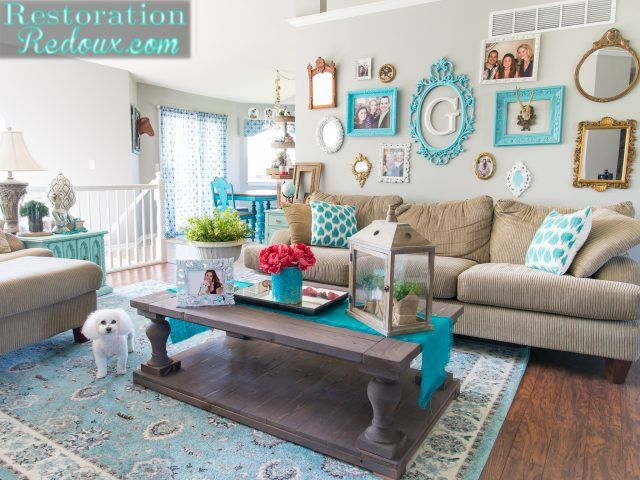 Decorating with Thrifty and Vintage Finds by Restoration Redoux