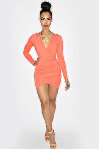 ***Try Hair Trigger Growth Elixir*** ========================= {Grow Lust Worthy Hair FASTER Naturally with Hair Trigger} ========================= Go To: www.HairTriggerr.com =========================      That Bun and BodyCon Salmon Colored Dress is CUTE!!!