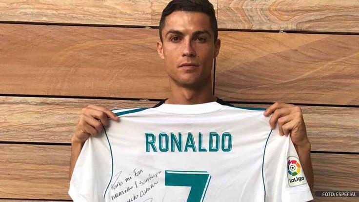 Padres del pequeño Santiago agradecen gesto a Cristiano Ronaldo - Futbol Total