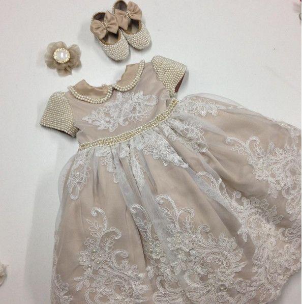 somente o vestido <br>sapatilha 80,00 <br>tamanhos 1 á 4 anos maior idade acrescimo de 50,00