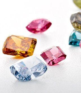Green Diamonds: Buy Loose Diamonds & Engagement Rings