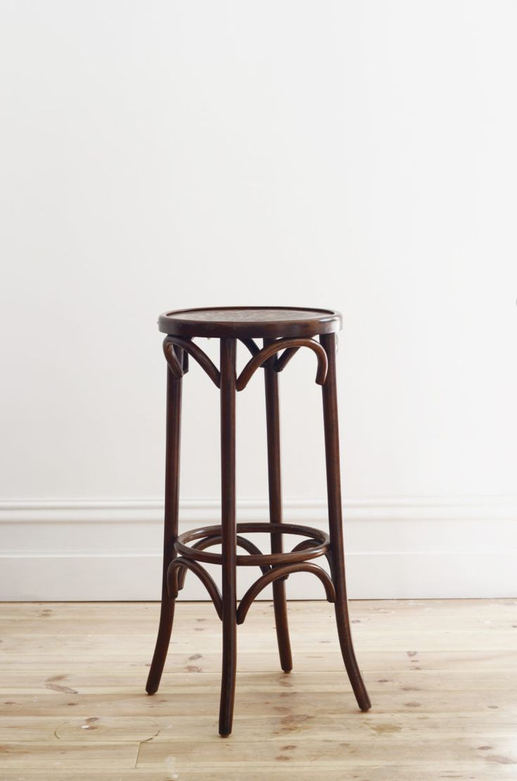 Lily and Bramwell | Event hire Adelaide, South Australia Bentwood stool Bar  stool in bentwood