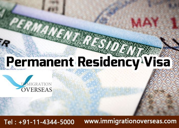 Immigration Overseas can help you with the daunting application procedure. With great extensive years of experience, qualified consultants and network with immigration authorities, helps you obtain your Permanent Residency visa in a hassle free manner or minimum turn around.