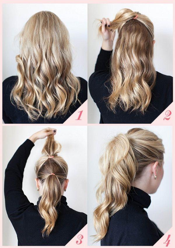 Trucos para un peinado perfecto
