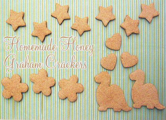 Homemade Honey Graham Crackers: Desserts Recipes, Sweet, Food, Homemade Graham, Homemade Honey, Company Blog, Yummy, Honey Graham, Beans Vanilla