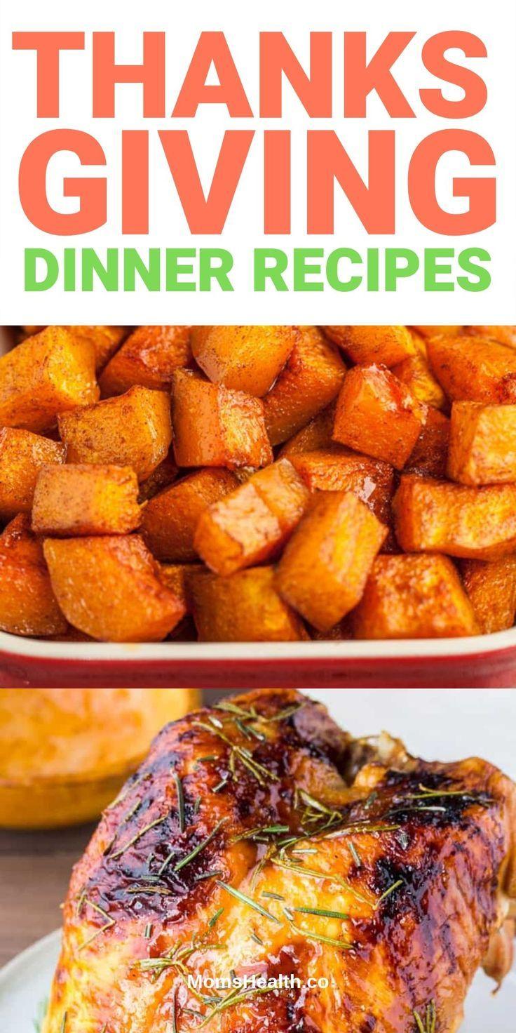 15 Thanksgiving Dinner Recipes On Pinterest Basic Thanksgiving