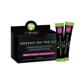 Greens on the Go™ – Berry Flavour | It Works
