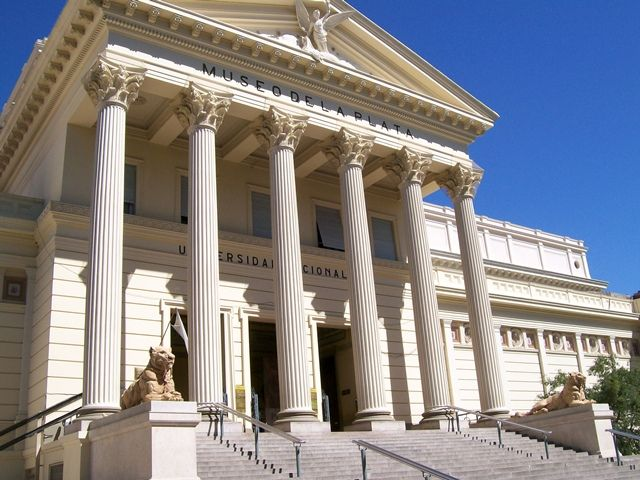 Museo de Ciencias Naturales LA PLATA BUENOS AIRES