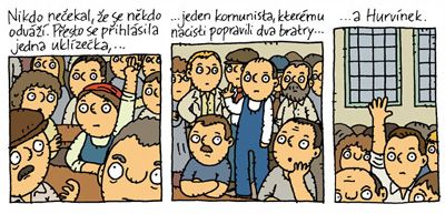 Vhrsti: Comic Stories from the Czech History