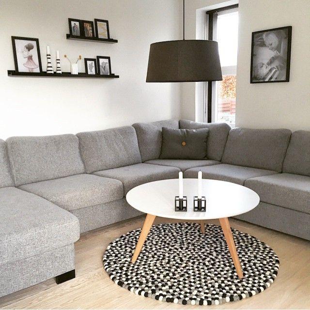 51 besten Wohnzimmer Inspiration Bilder auf Pinterest Wohnzimmer - moderne teppiche fur wohnzimmer