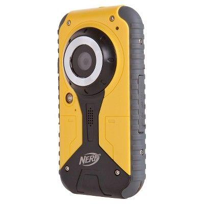 Hasbro Nerf Digital Video Recorder - Yellow/ Black (38056),