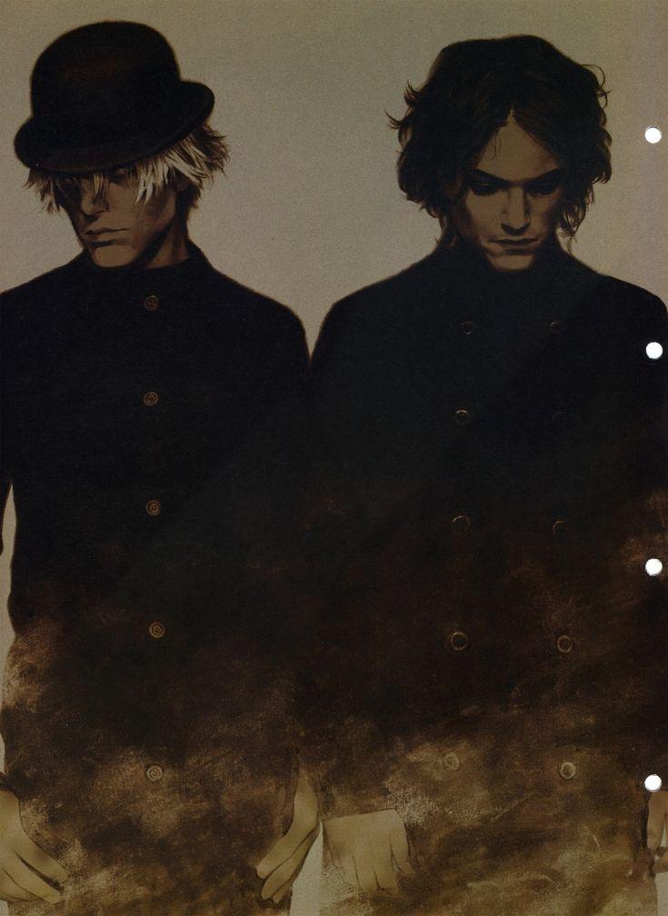 via Range Murata (via http://earlgreyearlgrey.tumblr.com/post/21918863273)