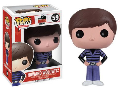 Funko POP! TV: Big Bang Theory - Howard To Buy, click here:  https://www.facebook.com/pages/The-Zocalo-Connection/181977941943568