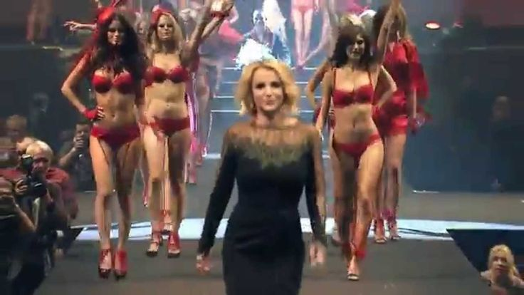 The Intimate Britney Spears - Launch Show in Copenhagen (Professional Re...