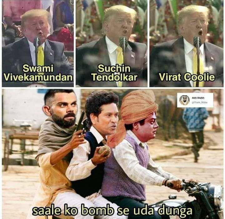 India Taking Revenge For Wrong Pronounciation In 2020 Funny Memes Comebacks Very Funny Memes Funny School Jokes