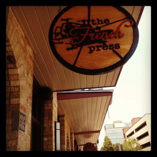 The French Press Lafayette La Restaurants