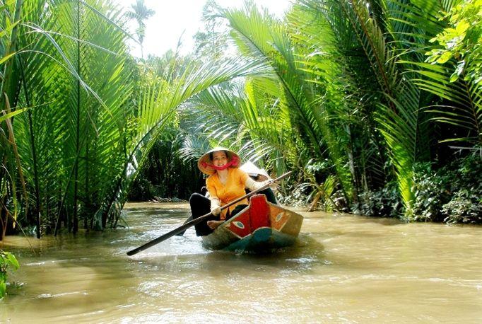 Khám phá khu du lịch sinh thái sông nước