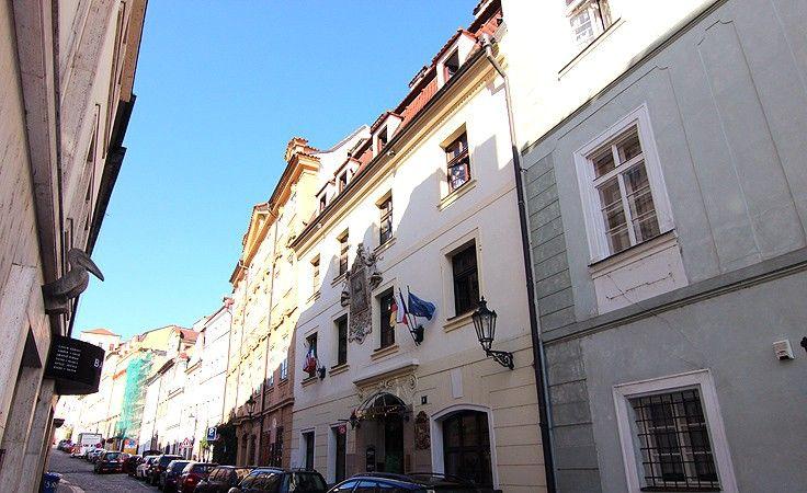 Romantik Hotel Prag U Krále Karla