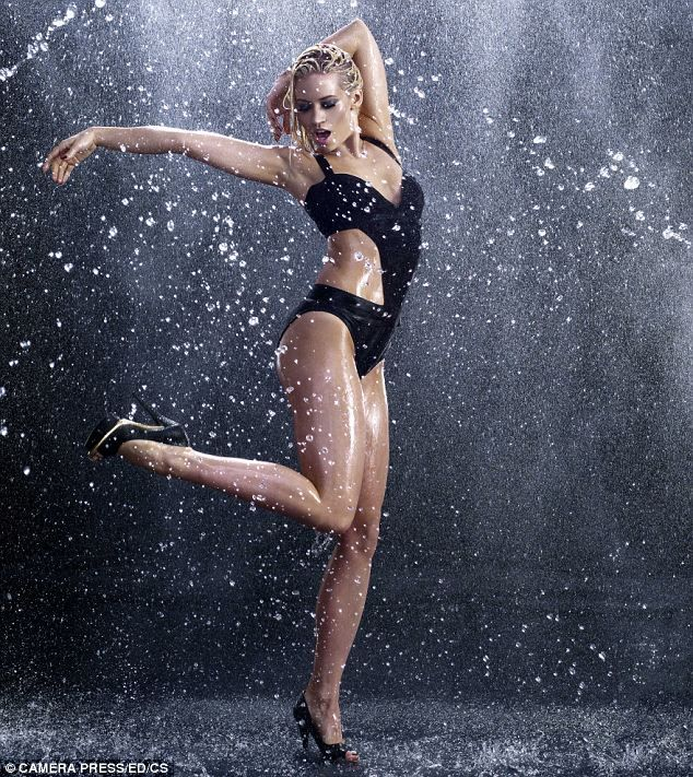 Kimberly Wyatt for Yu-Be