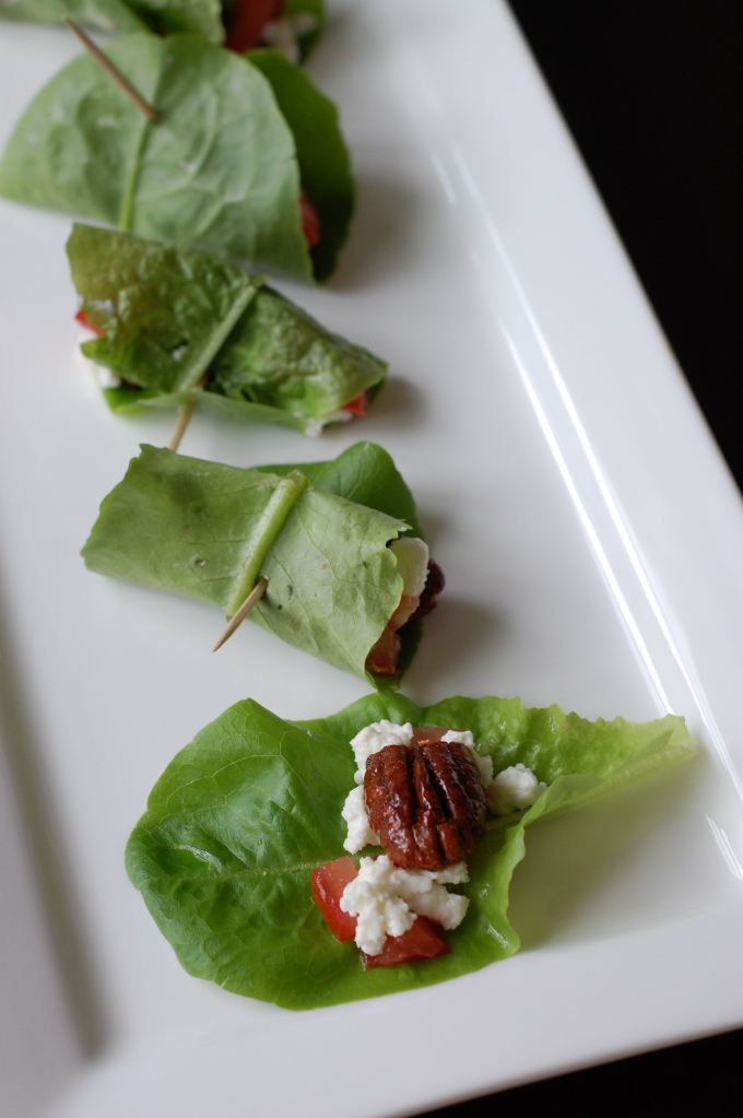 Recipe: Salad with a Twist (including Glazed Nuts) - 100 Days of Real Food #salads