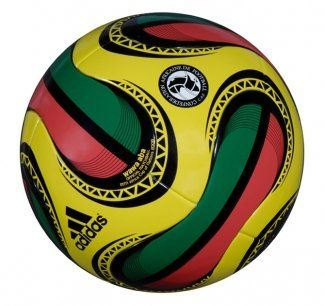 Adidas: official match ball for the 2008 African Cup of Nations